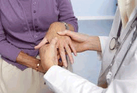 Early Signs of Rheumatoid Arthritis in Hands